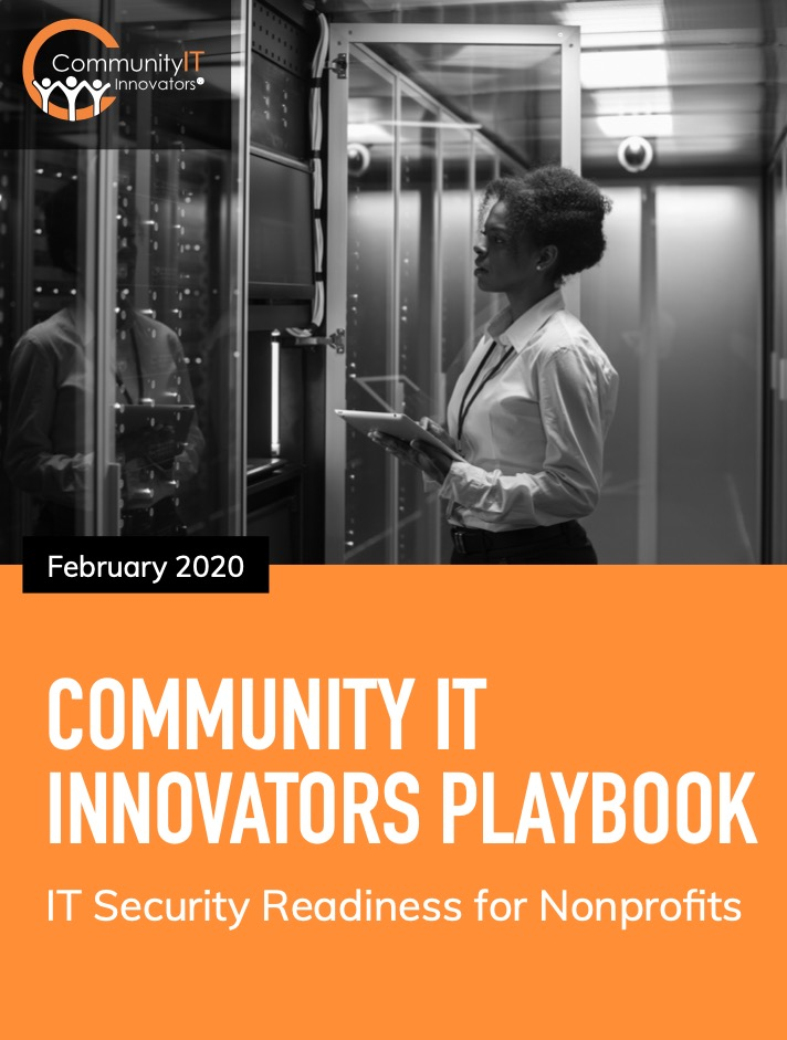 Community IT Innovators 2020 Cybersecurity Playbook