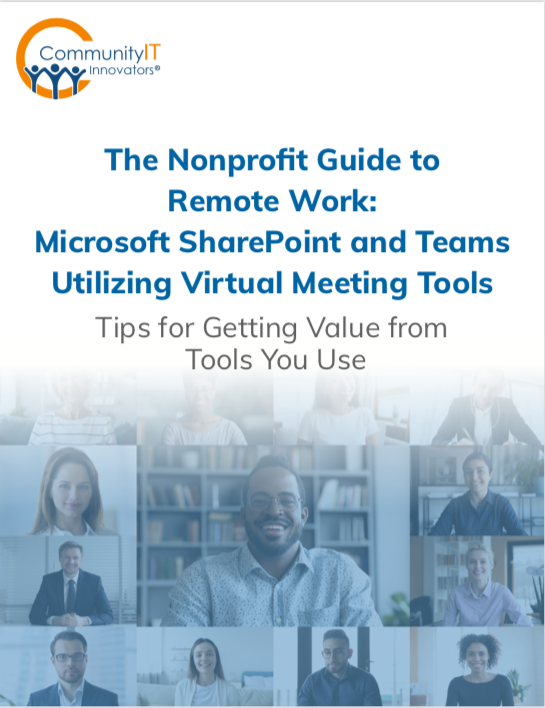 Nonprofit Guide to Remote Work