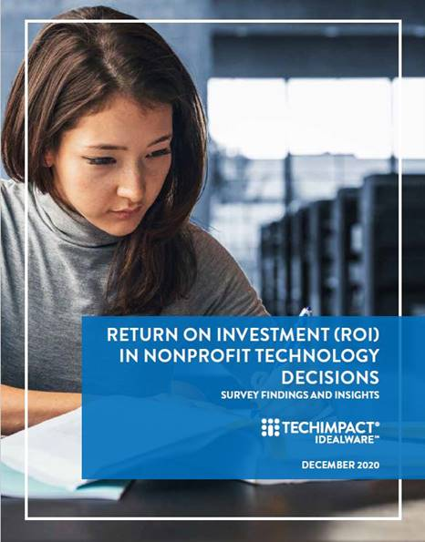 ROI in Nonprofit Technology Decisions
